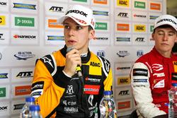 Press Conference, Sacha Fenestraz, Carlin Dallara F317 - Volkswagen