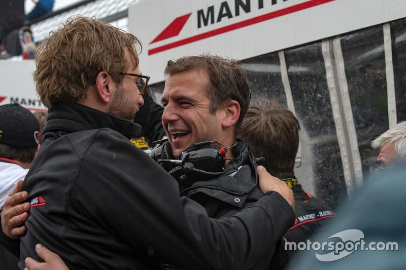 Член команды Manthey Racing