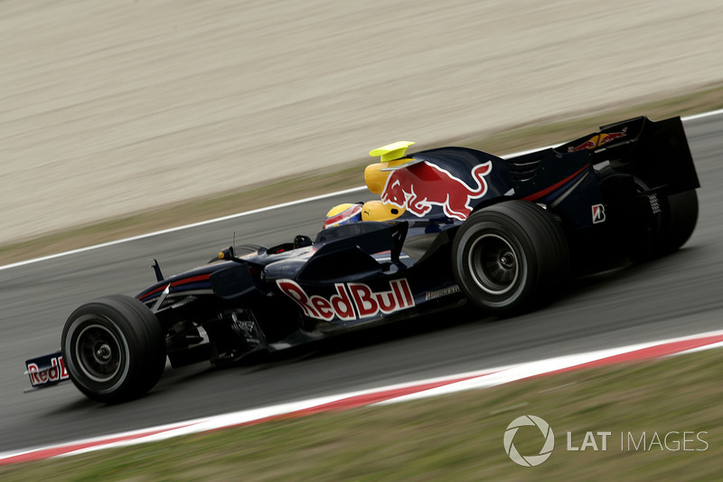 Марк Веббер, Red Bull RB4 Renault
