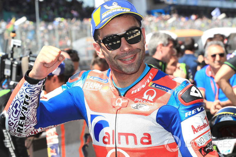 Third place qualifying Danilo Petrucci, Pramac Racing