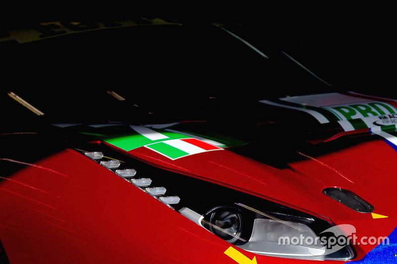 #71 AF Corse Ferrari 488 GTE EVO