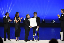 Jean Todt, FIA President, Billy Monger