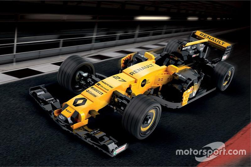 Lego Renault Sport F1 Team Rs17 At Renault Lego F1 Formula 1 Photos