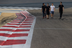 Henrique Chaves, AVF track walk
