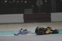 Crash of Johann Zarco, Monster Yamaha Tech 3