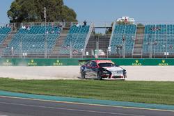 Simona de Silvestro, Nissan Motorsport runs wide