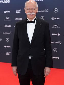 Dieter Zetsche, Presidente del consiglio di amministrazione Mercedes-Benz