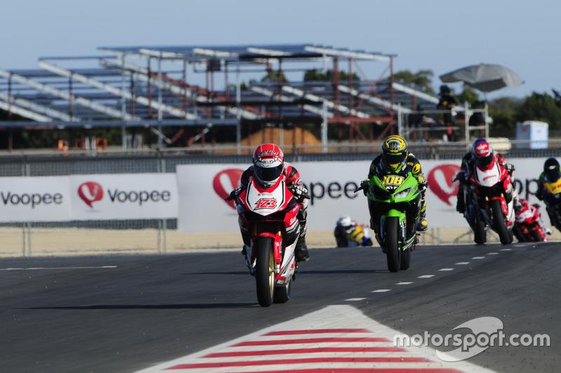 Rheza Danica, Astra Honda Racing Team dan AM Fadly, Manual Tech KYT Kawasaki Racing