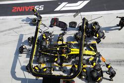 Пит-стоп: Карлос Сайнс, Renault Sport F1 Team RS18