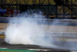 Вылет с трассы: Серхио Перес, Sahara Force India F1 VJM11