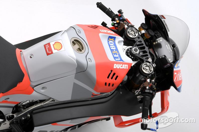 Detalle Ducati MotoGP, Ducati Team