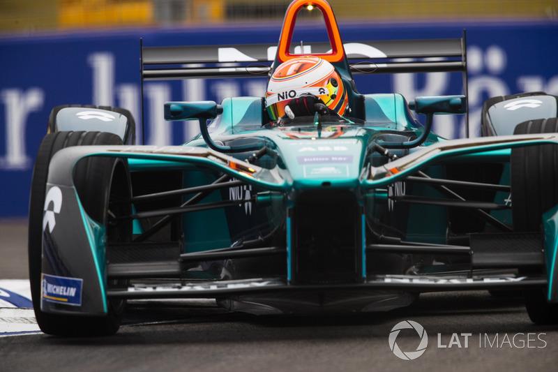 Formula E Fotogallery: le immagini più belle dei rookie test di Marrakesh