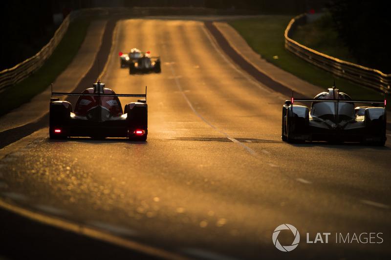 Jackie Chan DC Racing, #8 Toyota Gazoo Racing Toyota TS050: Sébastien Buemi, Kazuki Nakajima, Fernando Alonso