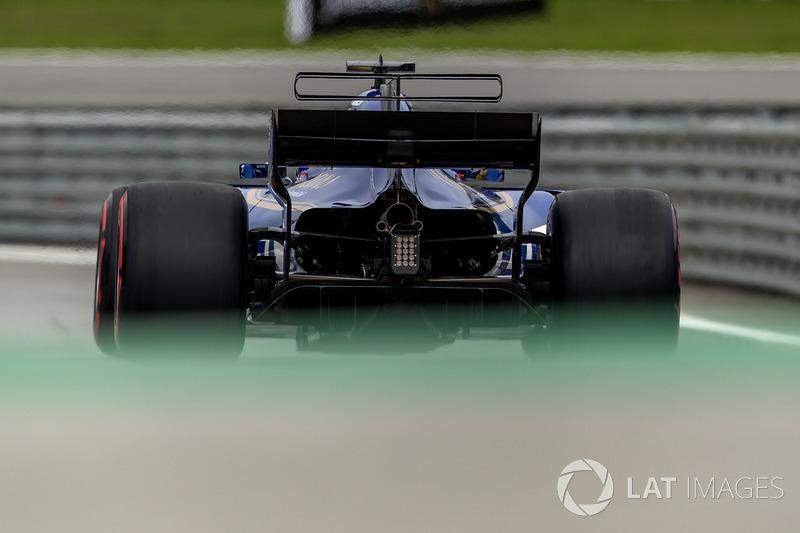 21 місце — Маркус Ерікссон, Sauber — 0
