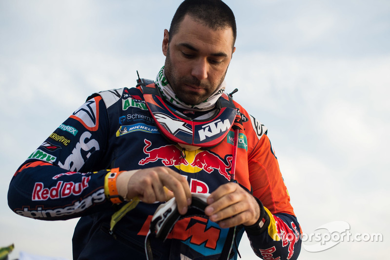 #19 Red Bull KTM Factory Racing: Antoine Meo