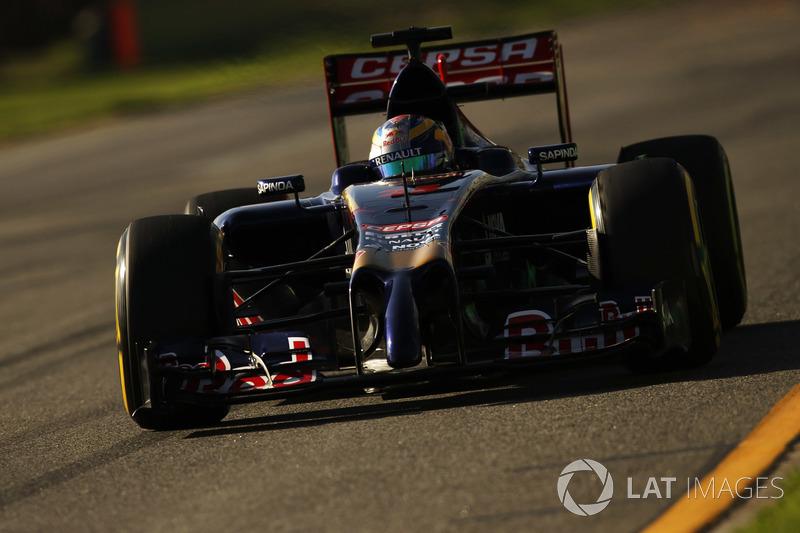 """17. <img src=""""https://cdn-5.motorsport.com/static/img/cfp/0/0/0/0/75/s3/france-2.jpg"""" alt="""""""" width=""""20"""" height=""""12"""" />Jean-Eric Vergne, 58 Grandes Premios (2012-2014). Su mejor resultado es el 6° puesto (en Canadá 2013 y Singapur 2014)."""