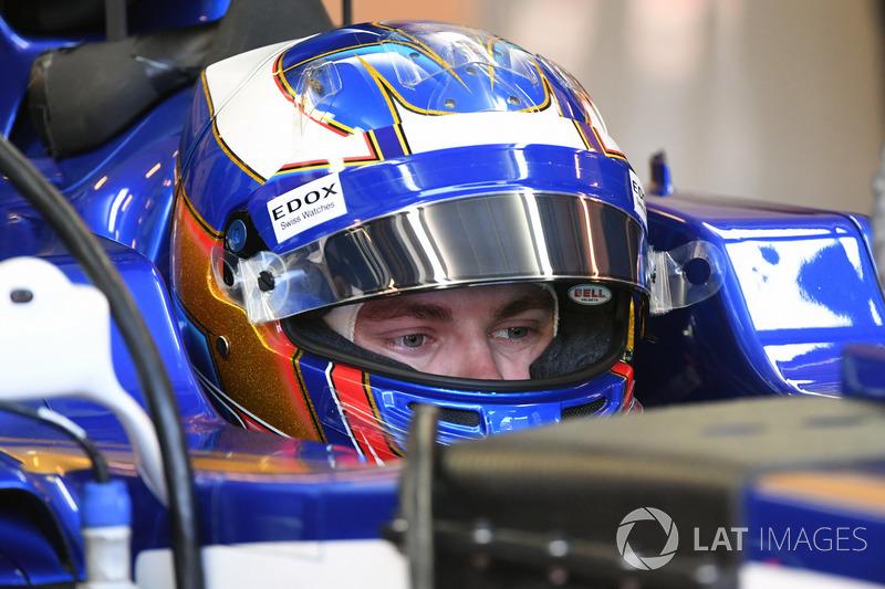 Густав Малья, Sauber C36