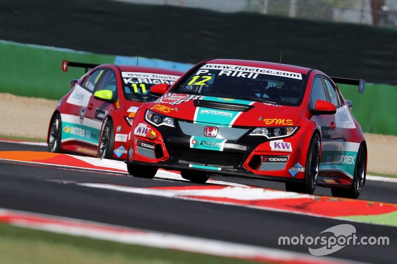 Peter Rikli, Kris Richard, Rikli Motorsport, Honda Civic TCR