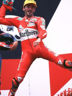 1. Max Biaggi, Honda