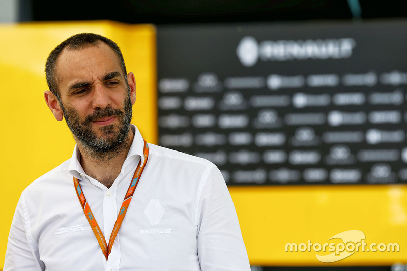 Cyril Abiteboul, Renault-Sportchef