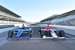 The 2018 Chevrolet and Honda IndyCar
