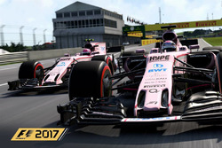 Force India F1 2017