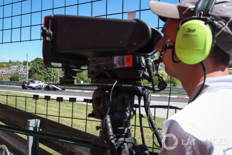 Телеоператор та болід Феліпе Масса, Williams FW40