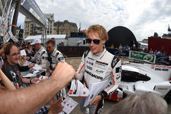 Brendon Hartley, Porsche Team