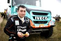 #302 Team De Rooy Iveco: Dariusz Rodewald