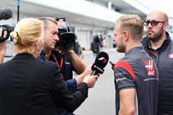 Kevin Magnussen, Haas F1 Team talks, Craig Slater, Sky TV