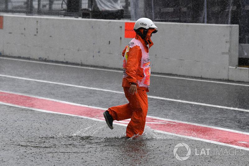 Hakem ve yağmur