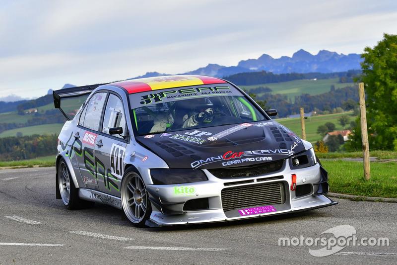 Arnaud Murcia, Mitsubishi Lancer Evo VII