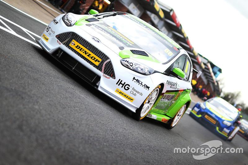 Josh Cook, Team Parker with Maximum Motorsport, Ford Focus
