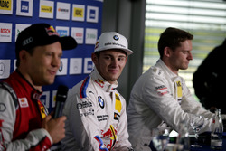 Mattias Ekström, Audi Sport Team Abt Sportsline, Audi A5 DTM; Marco Wittmann, BMW Team RMG, BMW M4 DTM