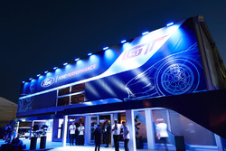 Ford GT hospitality area