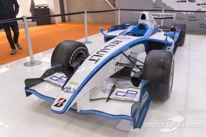 Dallara Renault GP2 Series