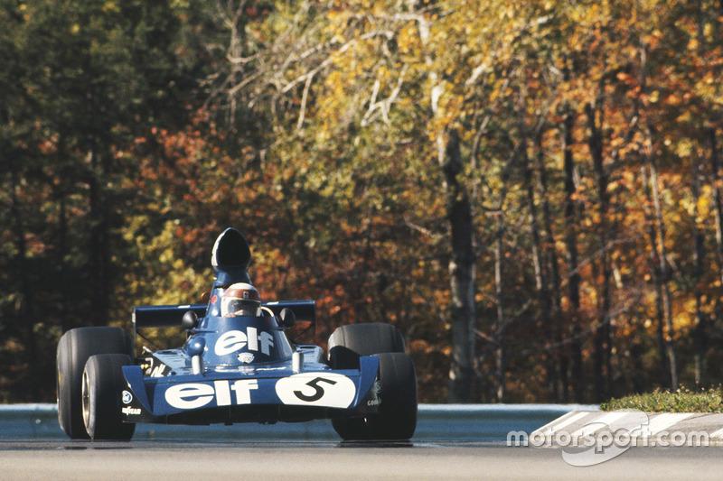 Автодром «Уоткинс-Глен» в штате Нью-Йорк принимал этапы Ф1 с 1962 года. Они всегда проходили в начале октября, когда листья уже начинали желтеть, что придавало гонке очень живописный «задник» из множества красок.