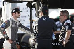 Alexander Rossi, Herta - Andretti Autosport Honda, Bryan Herta, Tom German