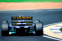 Rubens Barrichello, Jordan 194 Hart
