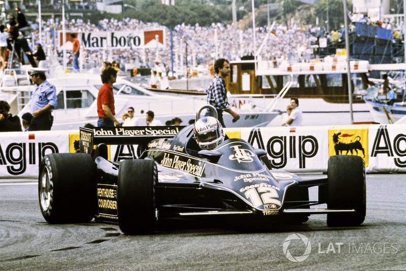 1982: Lotus 91