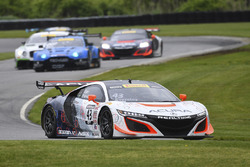 #43 RealTime Racing,Acura NSX GT3: Ryan Eversley, Tom Dyer