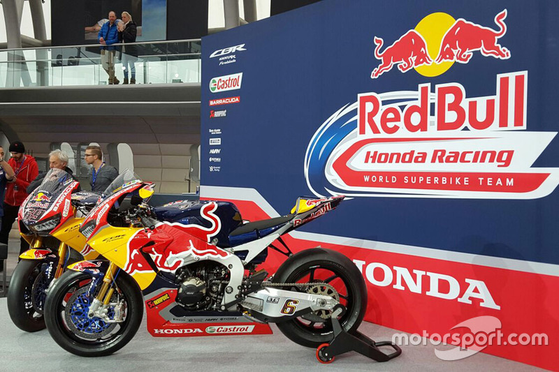 Le moto di Nicky Hayden, Honda World Superbike Team, Stefan Bradl, Honda World Superbike Team