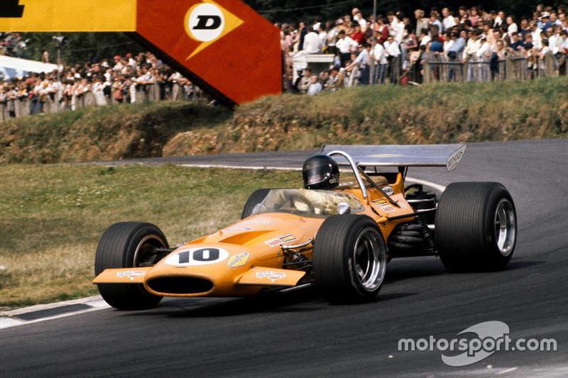 1970-1971. McLaren M14A Ford