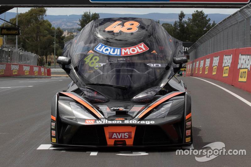#48 M Motorsport, KTM X-Bow GT4