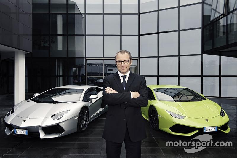 Стефано Доменікалі, президент і головний виконавчий директор компанії Automobili Lamborghini
