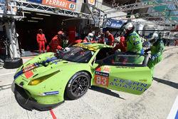 #83 DH Racing Ferrari 488 GTE