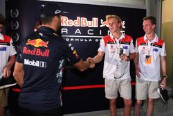 Переможці F1 in Schools, Даніель Ріккардо, Red Bull Racing
