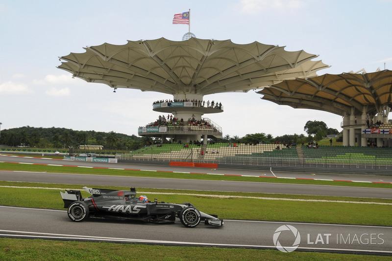 O melhor resultado de Romain Grosjean em Suzuka é um terceiro lugar. O francês nunca largou na pole position e tem um abandono