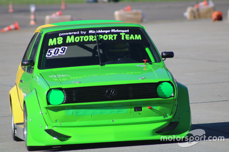 Martin Bürki, VW Polo MB, MB Motorsport