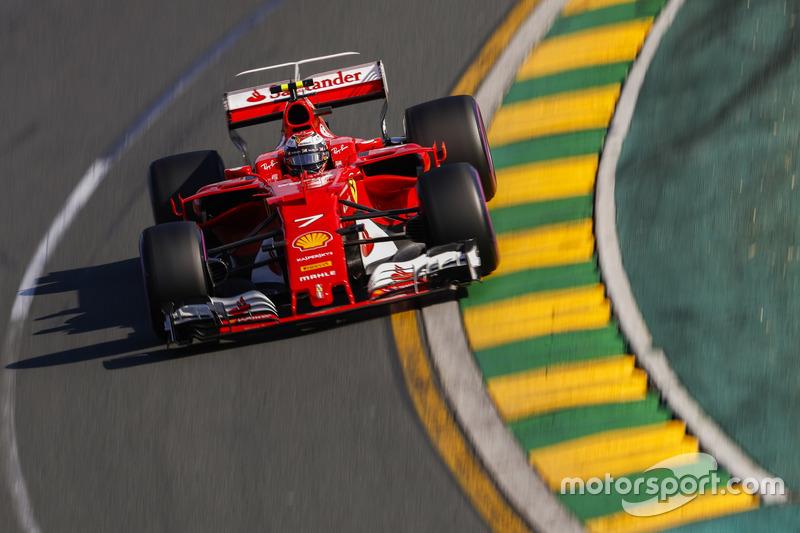 1 puntos: Kimi Raikkonen